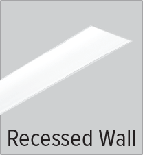 Recessed Wall Mounting